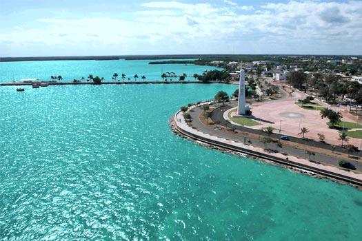 Chetumal Quintana Roo Rivier Maya