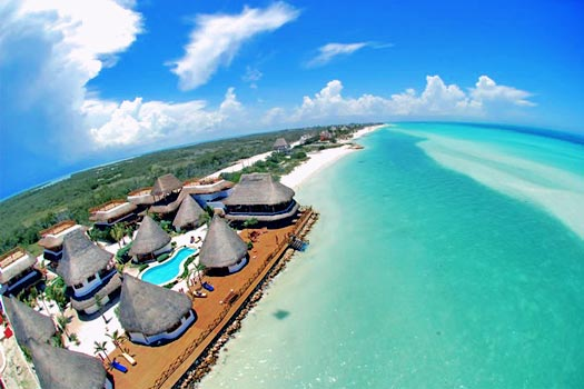 Cancun Shuttle to Holbox Island Chiquila Mexico