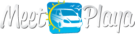 Cancun Shuttle & Airport Transportation | Meetplaya Logo