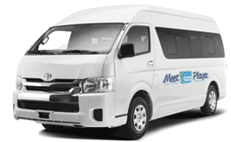 meetplaya transfer van
